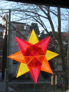 Paper stars 015