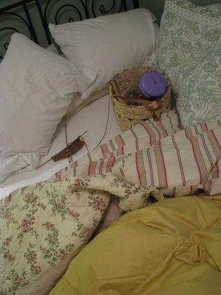 Cozy winter bed 011