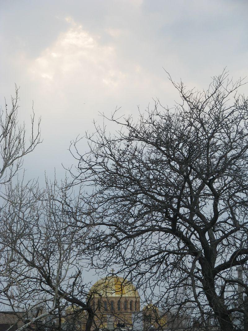 Incandescent sky 001