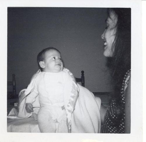 Brooke and Mom 1970