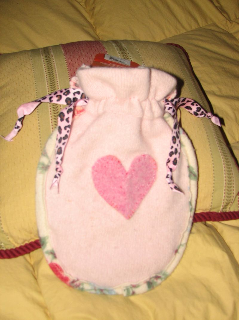 Hot water bottle covers 012