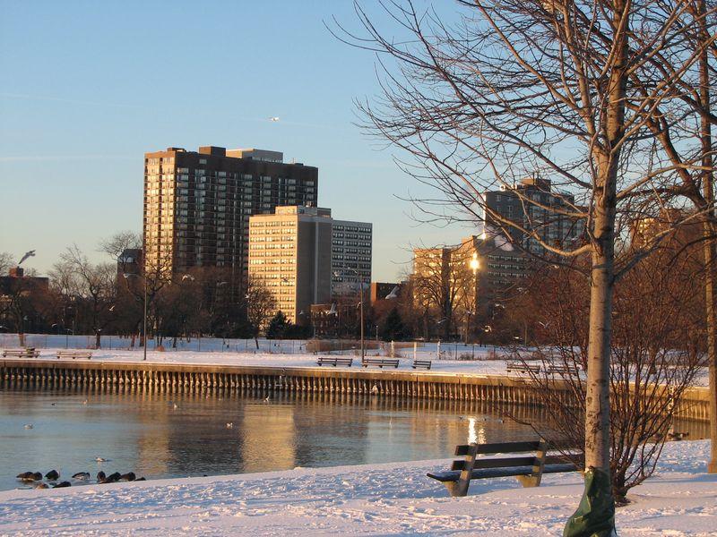 Post snow winter sunrise 030