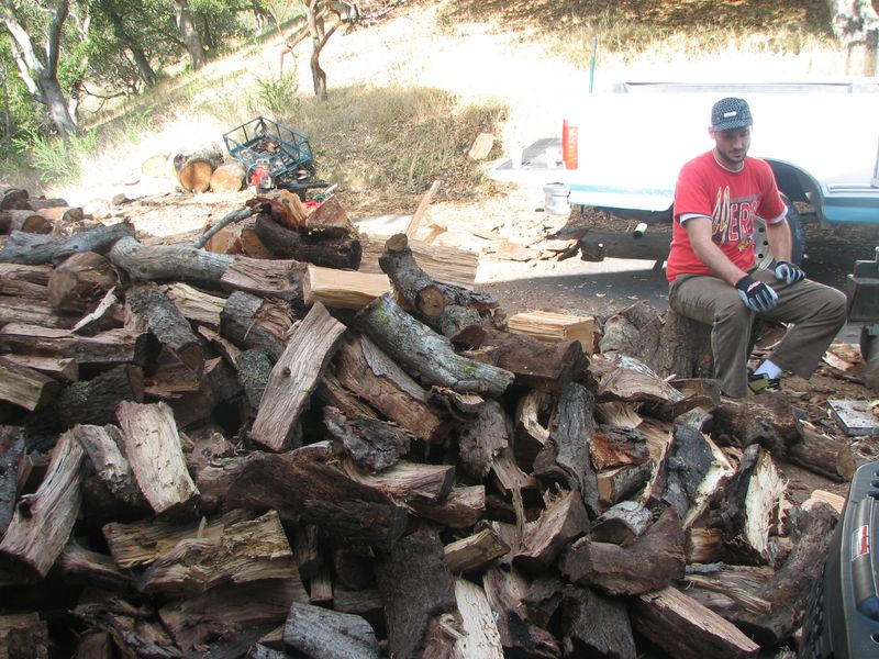Woodchopping 105