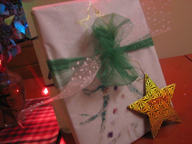 Gift wrap 016