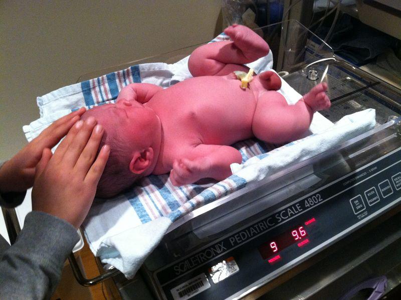Emil's birth 134