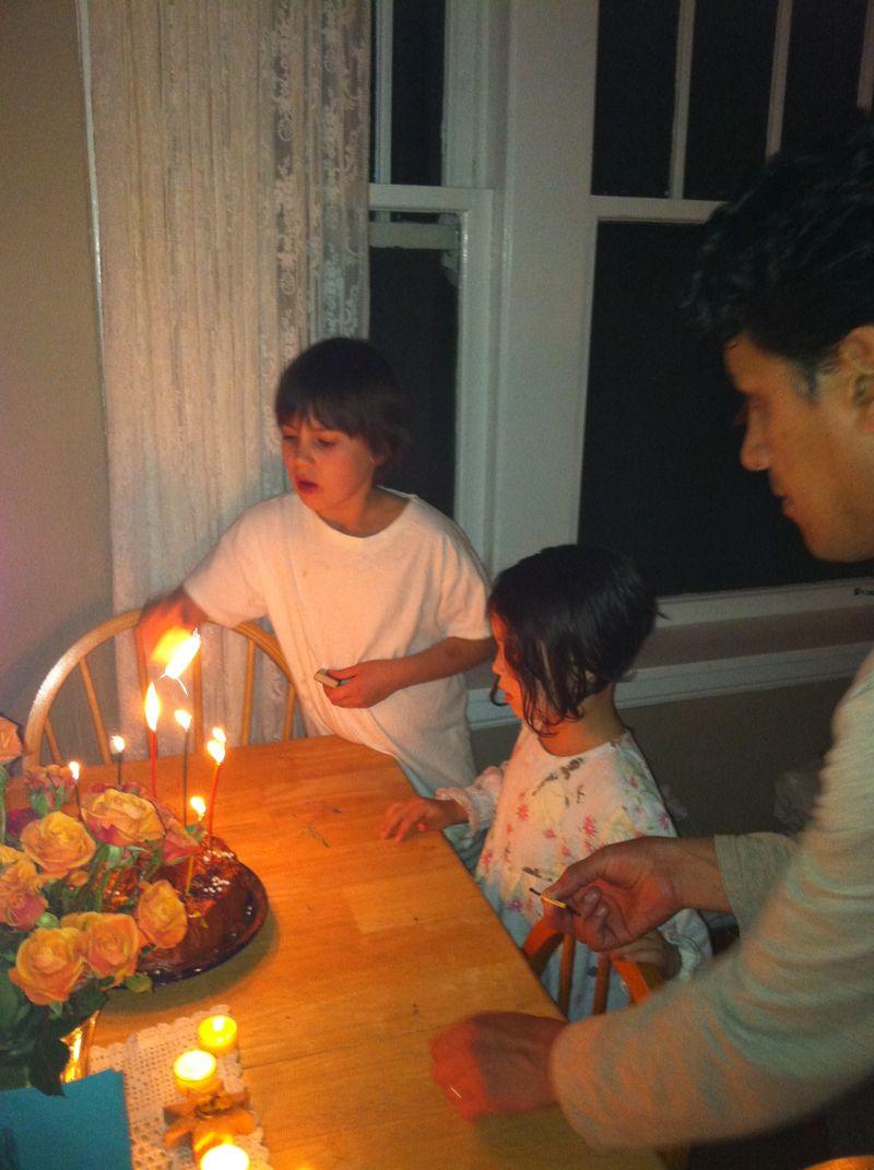Emil's birth 158