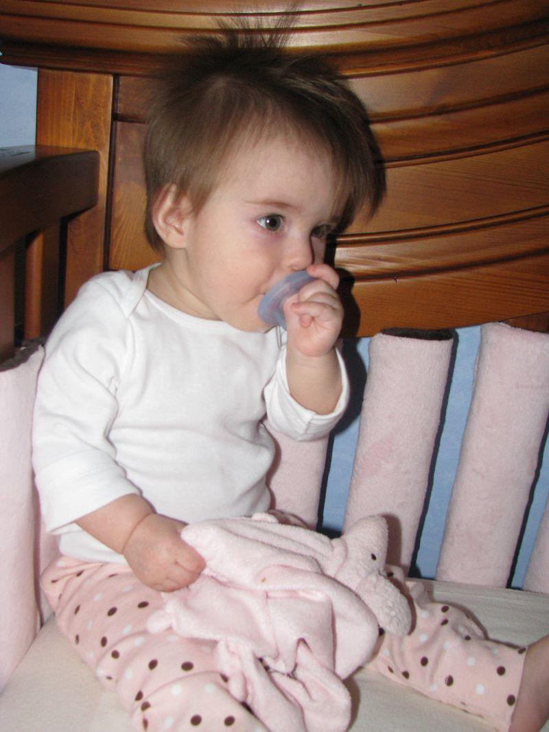 Babies sitting! 025