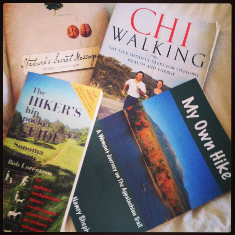 Hiking books 003