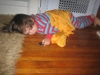 Ikey_sleeping_on_floor